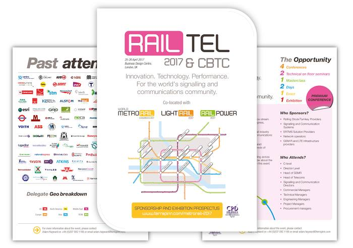 RailTel 2017 Sponsorship Brochure