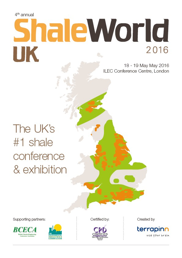 Shale World UK Brochure