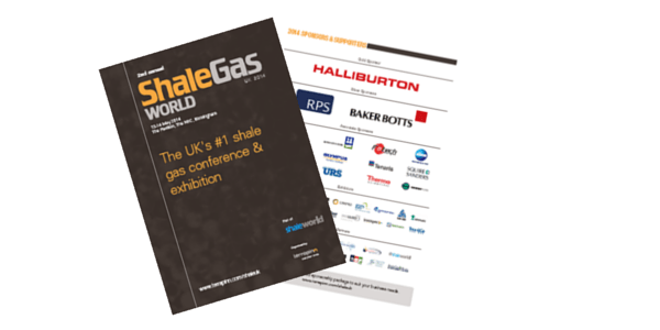 Shale Gas World Europe