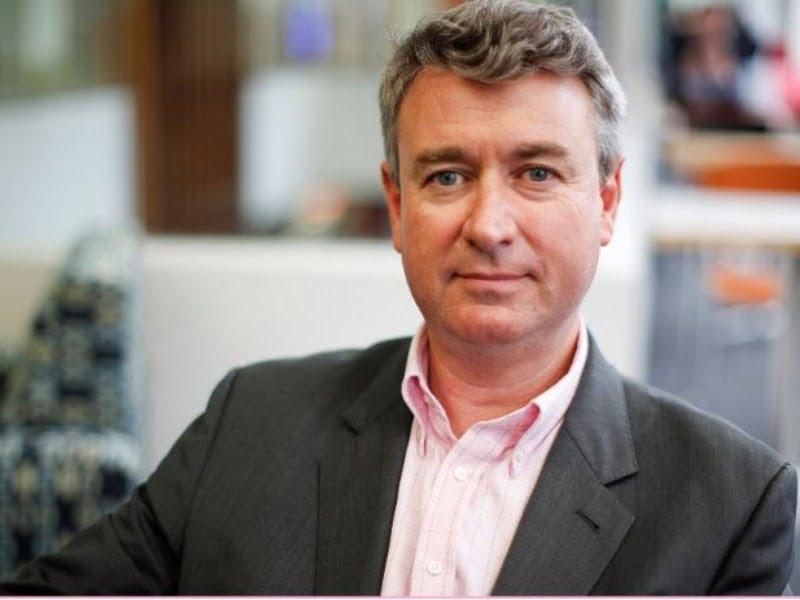 Dr Ian Oppermann speaking at Tech in Gov 2021