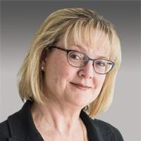 Leanne Fry speaking at Tech in Gov 2021