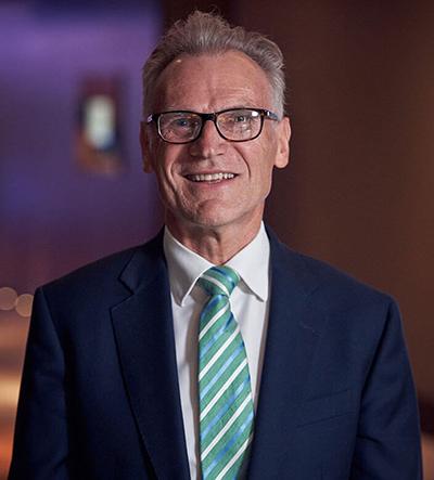 Steve Hodgkinson speaking at Tech in Gov 2021