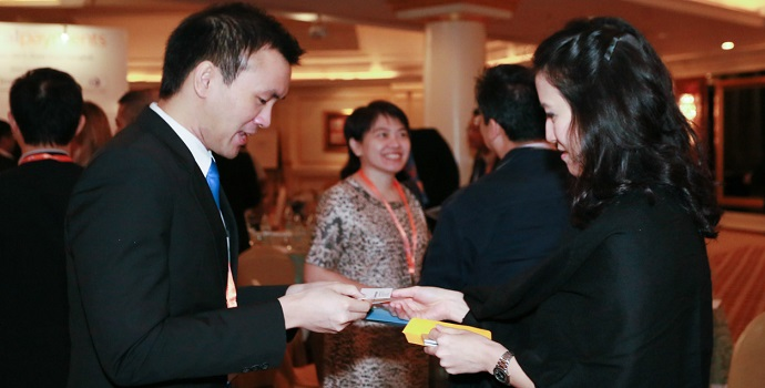 Benefit from the dedicated meeting services at Total Payments Asia