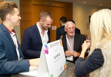 Networking at the Total Telecom Congress