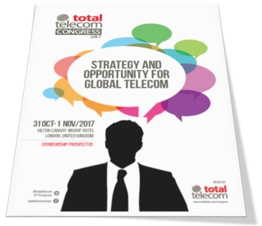 Total Telecom Congress 2017 prospectus