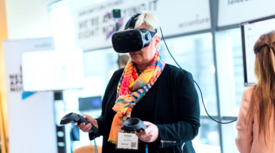 VR at Total Telecom Congress 2017