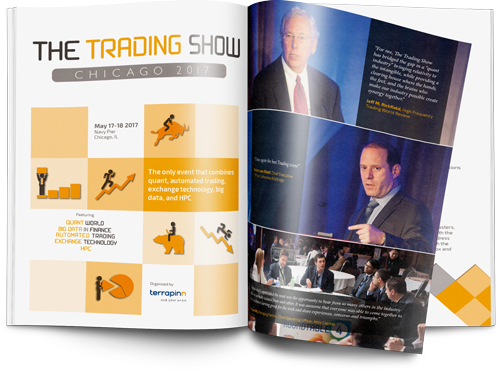 Trading Show Chicago brochure