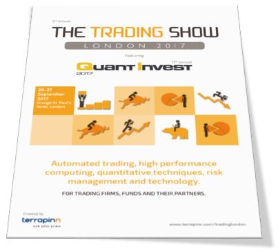 Trading Show London prospectus