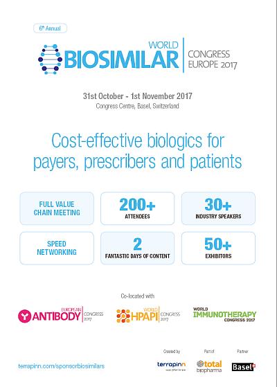 bioismilar prospectus 2017