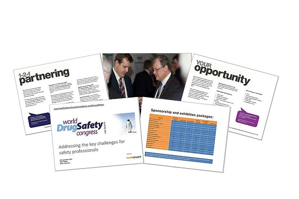 Drug Safety Europe 2015 sponsorship brochure