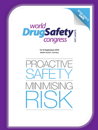 Drug Safety EU 2016 brochure