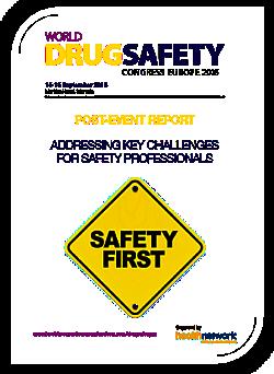 Drug Safety EU post-event report
