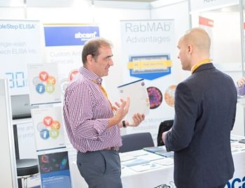 Exhibit at the world immunotherapy congress