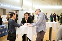 networking break at cell culture world congress