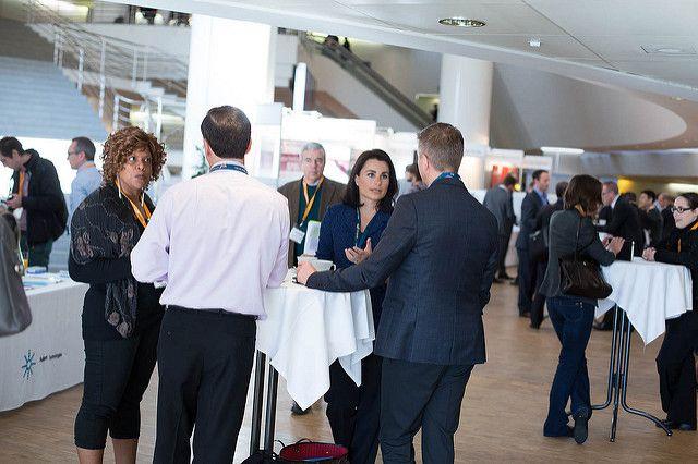 Networking at European Antibody Congress 2015
