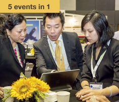 World Low Cost Airlines Asia Pacific presents 4 other events in 2015