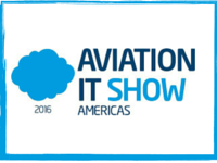 The Aviation IT Show Americas logo