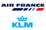 air france KLM at air retail show 2016