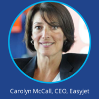 Carolyn McCall Easyjet at World Low Cost Airlines Congress