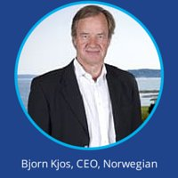Bjorn Kjos Norwegian Air Shuttle at World Low Cost Airlines Congress