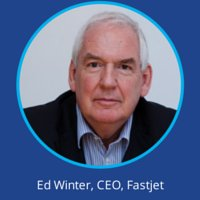 Ed Winter Fastjet at World Low Cost Airlines Congress