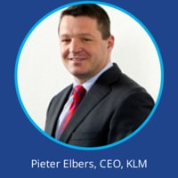 Pieter Elbers KLM at World Low Cost Airlines Congress