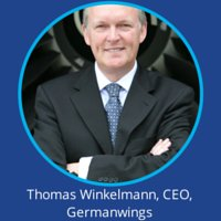 Thomas Winkelmann Germanwings at World Low Cost Airlines Congress