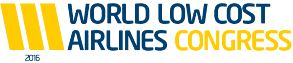 world low cost airlines congress logo