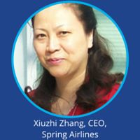 Xiuzhi Zhang, Spring Airlines at World Low Cost Airlines Congress