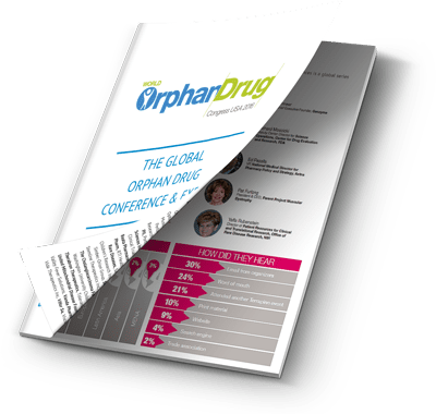Download the World Orphan Drug Congress USA 2017 prospectus