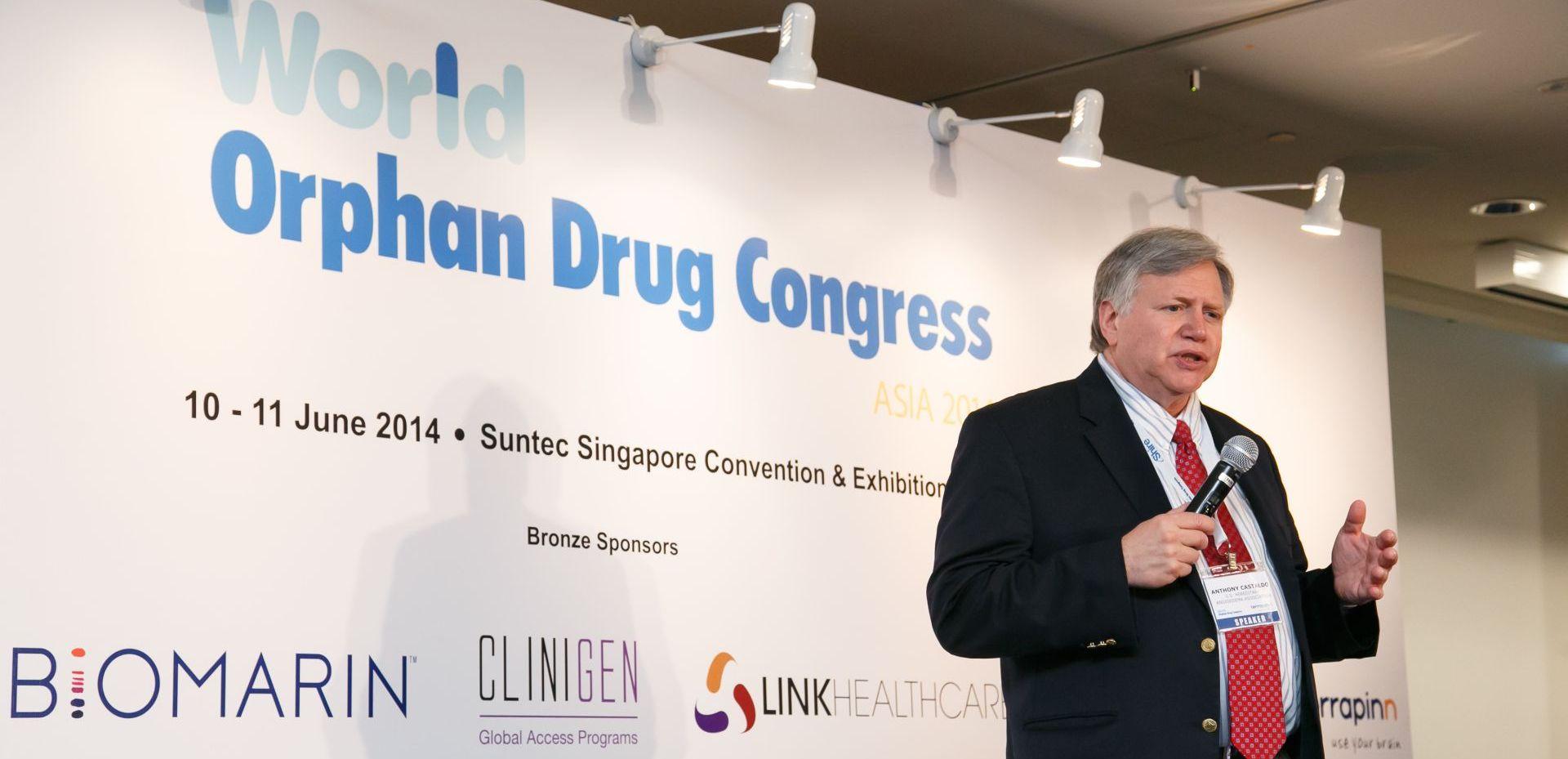 World Orphan Drugs Congress