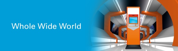 Technology and solutions for customer experience - Kiosk Self Service World Africa 2012