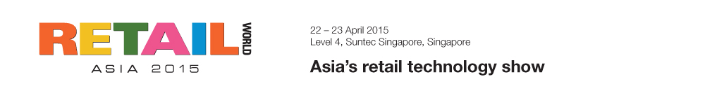 Asia's retail technology show - Retail World Asia 2015
