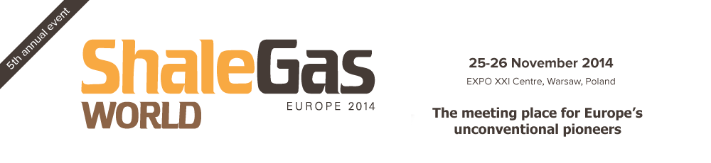 Strategy and opportunity for Europe's gas producers and their partners - Shale Gas World Europe