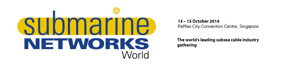 The world's leading subsea cable industry gathering - Submarine Networks World 2014