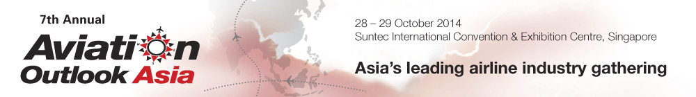 Asia's leading airline industry gathering - Aviation Outlook Asia 2014