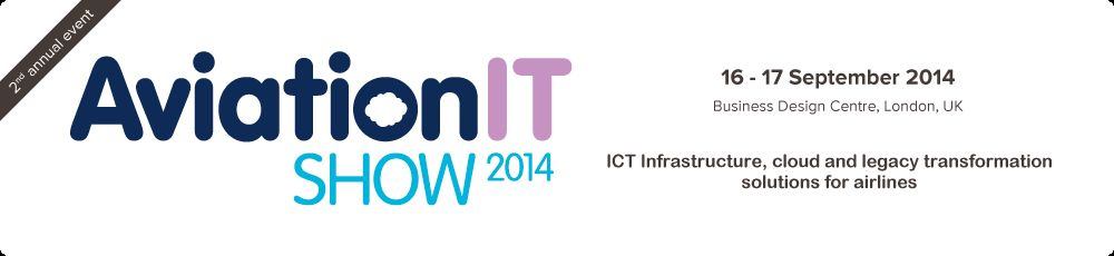 IT solutions for better sales, marketing and operations - Aviation IT Show Europe 2014