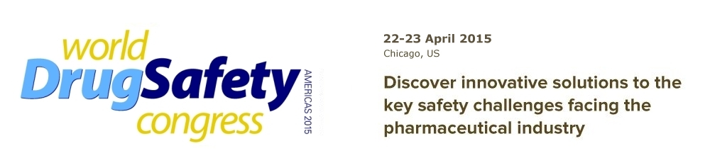 Discover innovative solutions to the key safety challenges facing the pharamceutical industry - World Drug Safety Congress Americas 2015