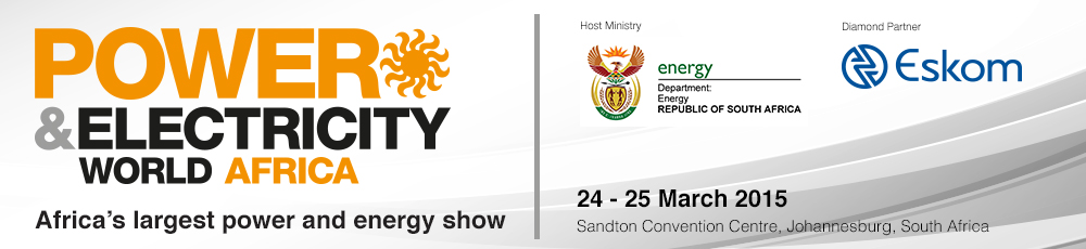 Africa's largest power & energy show - Power & Electricity World Africa 2015
