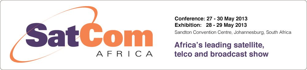 Innovation and investment for operators and end-users - SatCom Africa