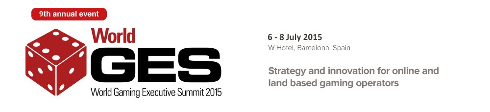 Strategy for the world's leading gaming executives - World Gaming Executive Summit 2015