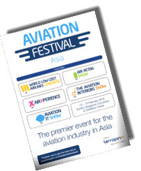 Aviation Festival Asia brochure
