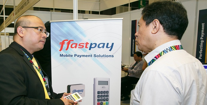 Gain valuable knowledge on the latest offerings at Asia's payments expo