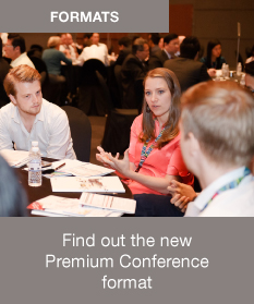 New interactive Premium Conference format