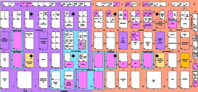 Download Cards Asia 2015 floor plan