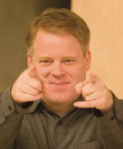 Robert Scoble, Author, Age of Context