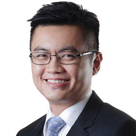 Daniel Ng, Director, Civil Aviation Authority of Singapore  - keynote speaker at The Commercial UAV Show Asia 2016