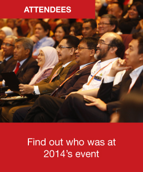 Who attended The Digital Education Show Asia 2015