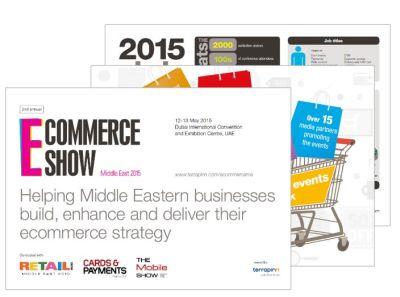 Exhibit at The Ecommerce Show Middle East