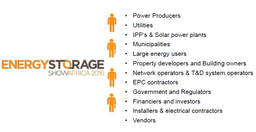 Power & Electricity World Africa attendees include